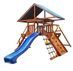 Детская площадка «Солнышко 8-1.50м» без колеса