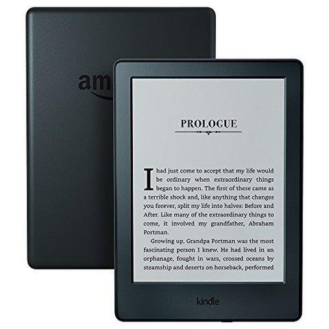 Kindle E-reader - Black, 6