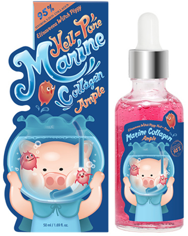 Elizavecca Hell-Pore Marine Collagen Ample