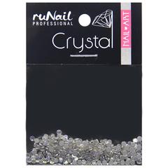 ruNail, Дизайн для ногтей, стразы голографические золотисто-фиолетовые (1,5 мм), 288 шт