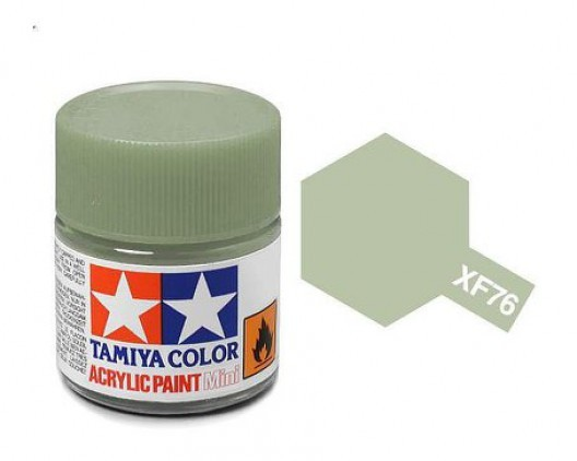 Tamiya Акрил XF-76 Краска Tamiya, Серо-зеленый Матовый (IJN Gray Green), акрил 10мл import_files_02_02759cea5aac11e4bc9550465d8a474f_95b3156e5b6211e4b26b002643f9dbb0.jpg
