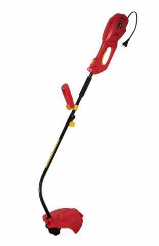 Триммер электрический DDE ET950CD (1020 Вт, 39см, гибк.вал, разьем.штанга, двигат.вверху, 4,3кг)