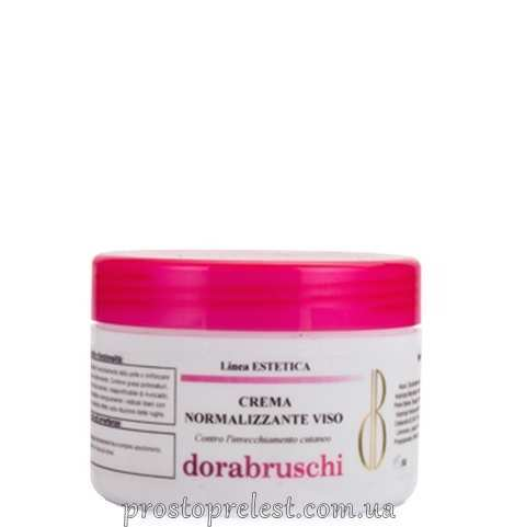 Dorabruschi estetica crema normalizzante - Омолаживающий крем для лица, линия Estetica viso