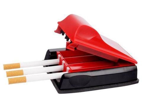 Машинка для набивки сигарет Shark тройная