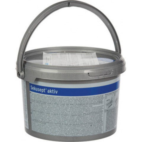 Дезинфицирующее средство Секусепт Актив 1.5 кг (порошок)