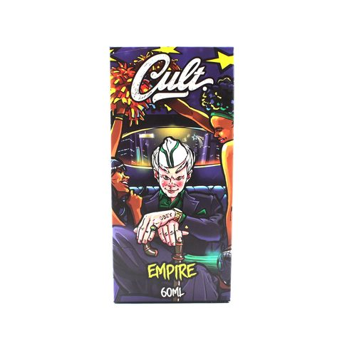Жидкость Cult Empire