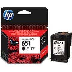 Картридж HP 651(C2P10AE) чёрный