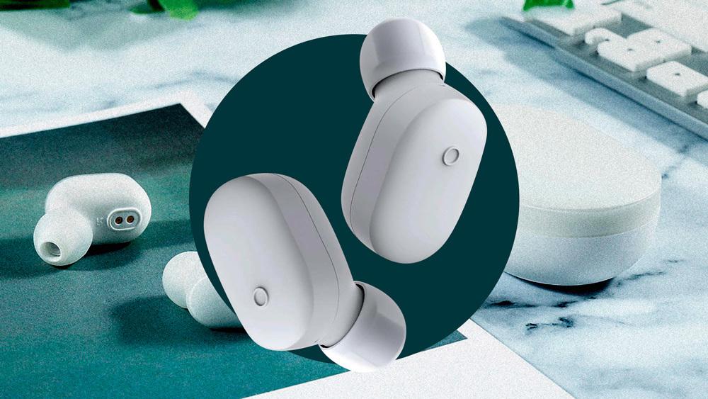 Беспроводные наушники Xiaomi Mi AirDots Youth Edition (White)
