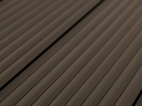 Террасная доска SW Quercus темно-коричневый