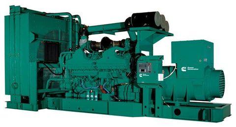 Дизельный генератор Cummins C2750D5