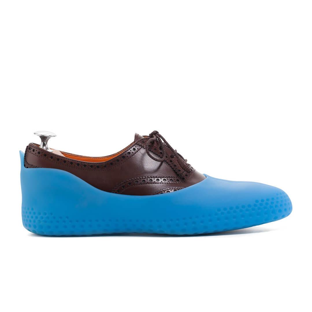 Галоши Mouillere голубые