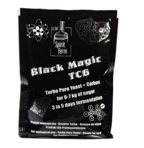 Дрожжи SpiritFerm BLAСK MAGIC (120гр)