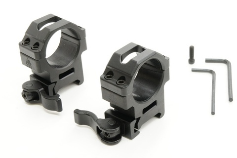 Кольца UTG Leapers на Weaver, средние, 30 мм [RQ2W3154]