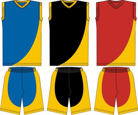 Баскетбольная форма Б-010