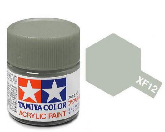 Tamiya Акрил XF-12 Краска Tamiya, Японский Морской Серый Матовый (J. N. Grey), акрил 10мл import_files_b9_b9307eff5a8411e4bc9550465d8a474f_e3fbec3a5b5511e4b26b002643f9dbb0.jpg