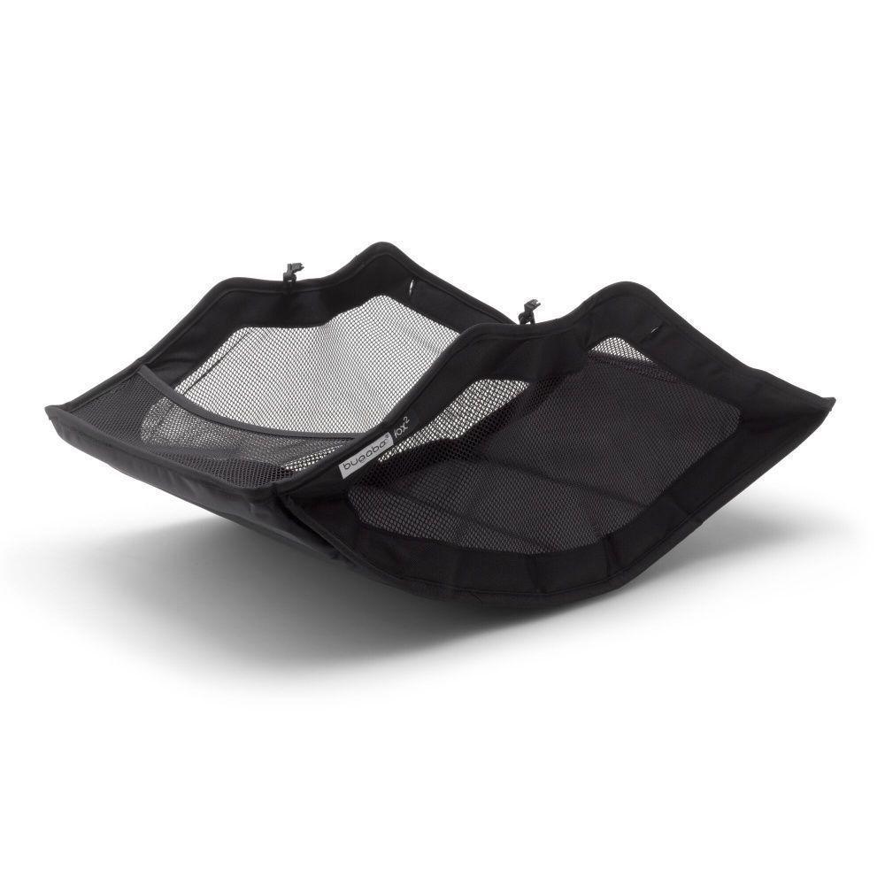 Коляска 2 в 1 Bugaboo Fox2 Complete Alu/grey melange/black