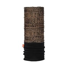 Шарф-труба спортивный WDX 2097 nepal black