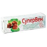 СуперВен® крем для ног с успокаивающим эффектом, 75 мл