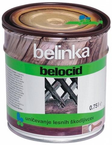 Belinka Belocid Бесцветный жидкий антисептик