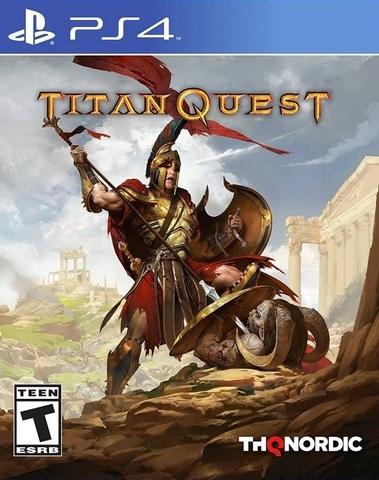 Titan Quest (PS4, русская версия)