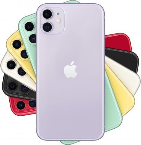 Apple iPhone 11 128Gb (Фиолетовый)