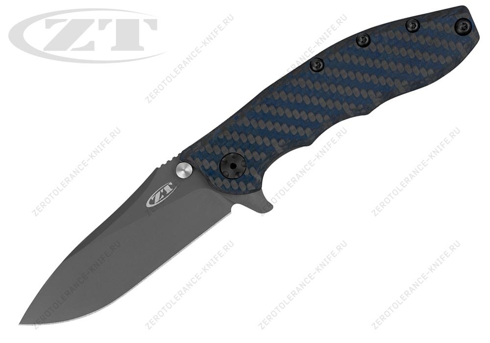 Нож Zero Tolerance 0562BLGRY Hinderer