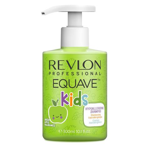 REVLON Equave Kids: Шампунь для детей 2 в 1 (Equave Kids Shampo Apple), 300мл
