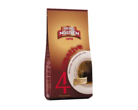 купить Кофе молотый Trung Nguyen Creative №4, 250 г