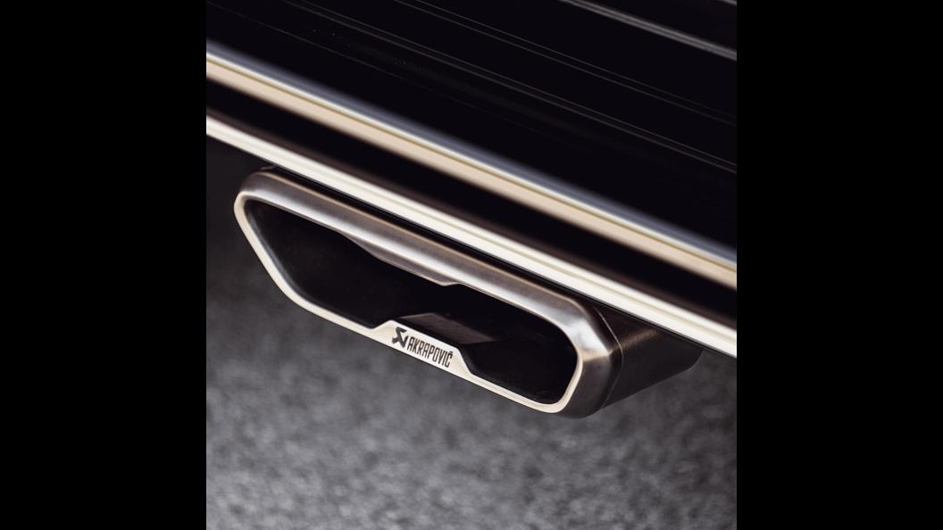 Выхлопная система AKRAPOVIC для Mercedes-AMG G63 / G500 (W463, Bi-turbo)