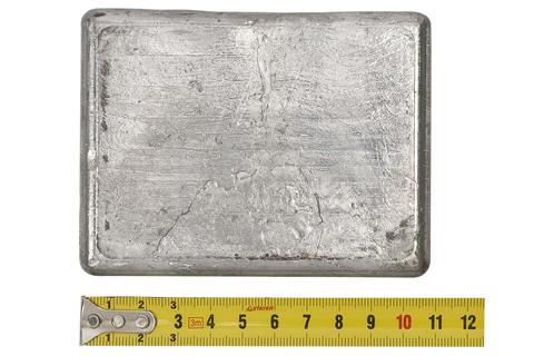Груз плоский для разгрузочного жилета Salvimar MPD