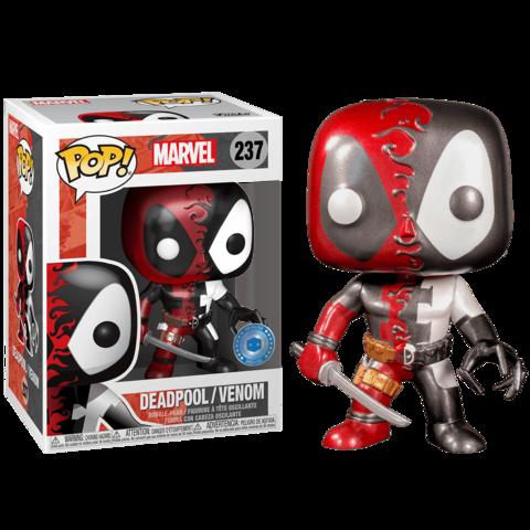 Deadpool/Venom (Exc) Funko Pop! Vinyl Figure