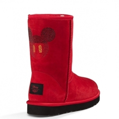 UGG & DISNEY Mickey Crystal Red