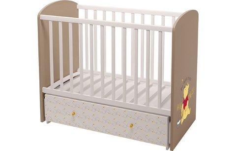 Кроватка детская Polini kids Disney baby 750