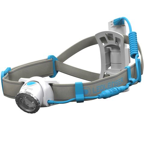 Фонарь налобный Led Lenser (500917) Neo 10R синий светодиод (500917)