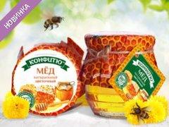 Мёд «Цветочный»™Конфитю