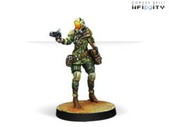 Brawler Doctor (вооружен Rifle + Light Shotgun)
