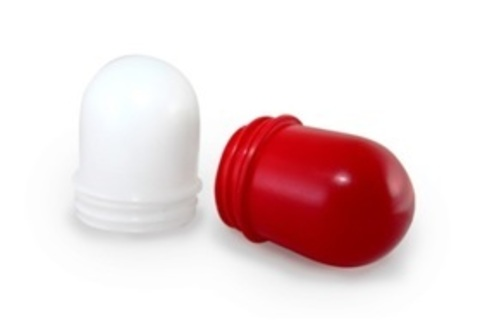 Рассеиватель РПА  85-80 колба-пластик (белый) TDM