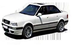AUDI 80 (B4) 1993-1995