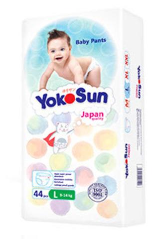 Трусики Yokosun,  9-14 кг (L)