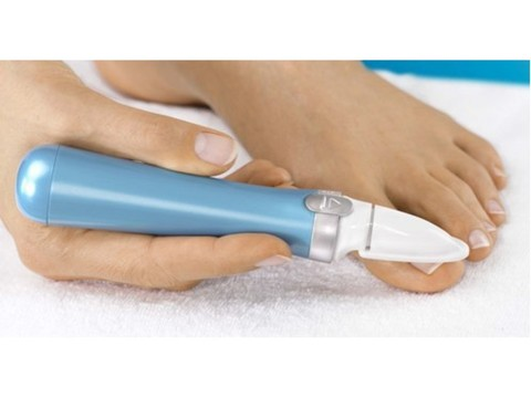 Электрическая пилка для ногтей Velvet