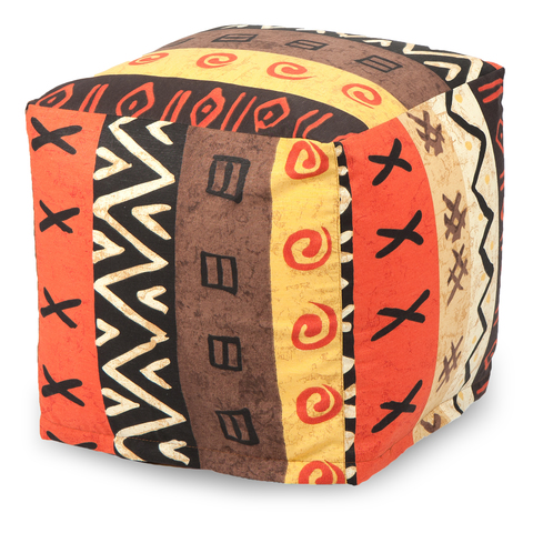 Пуфик «Куб», Африкан