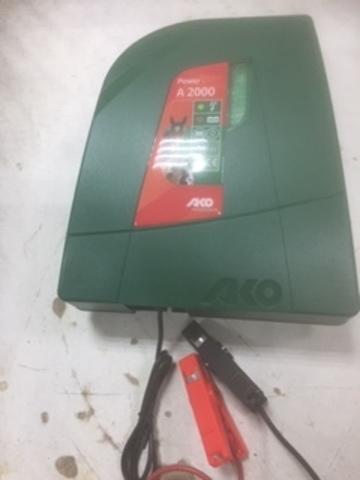 Генератор Power A 2000 12В