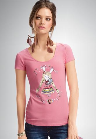 FT603/1 футболка женская