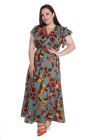 Платье-5734