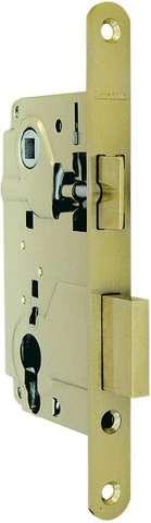 Замок механический LH 25-50 SG 1 ригель + защелка с ответной планкой