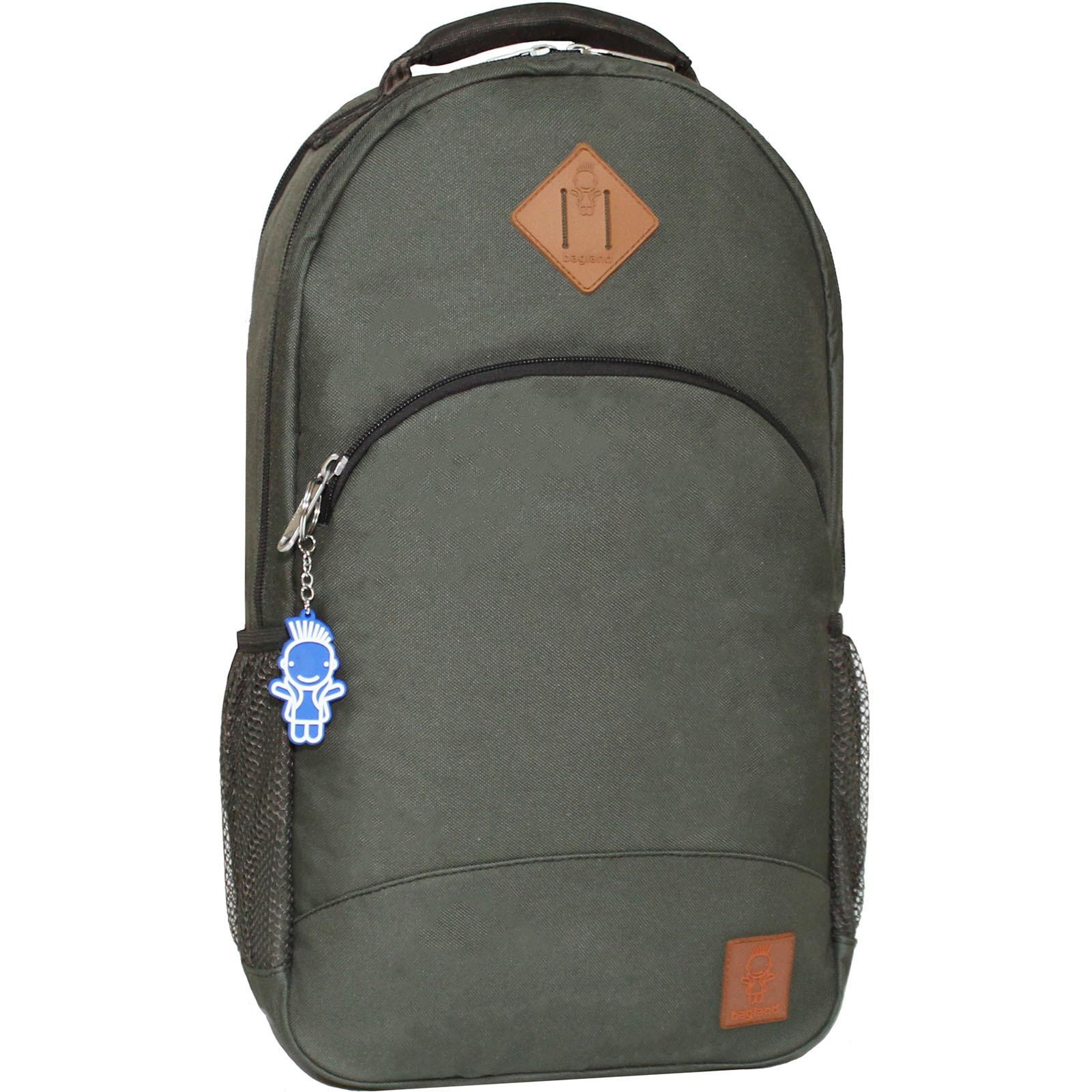 Городские рюкзаки Рюкзак Bagland UltraMax 20 л. Хаки (00534662) IMG_1545.JPG