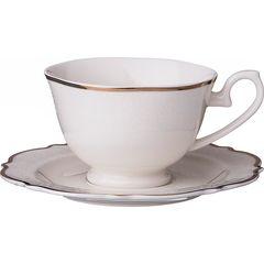 Чайный сервиз на 6 персон из фарфора 115-284