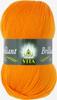 Пряжа Vita Brilliant 4999   (Оранжевый)