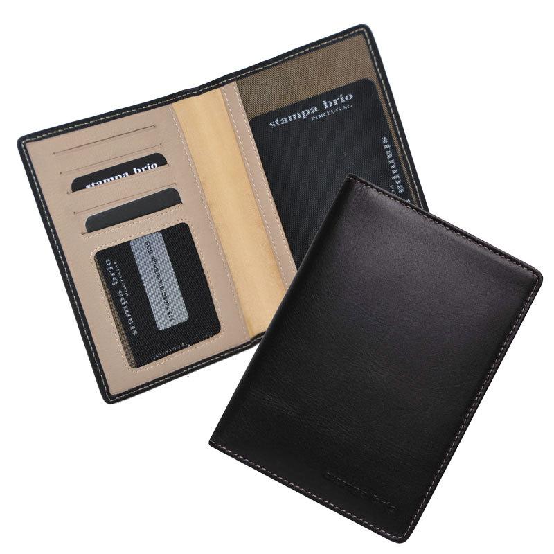 114 R - Обложка для паспорта с RFID защитой