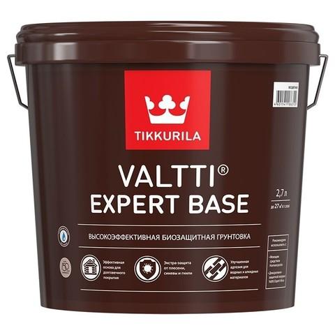 Tikkurila Valtti Expert Base / Тиккурила Валтти Эксперт Бейс высокоэффективный биозащитный грунт